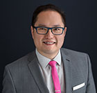 Tony  Tsai,  Director, Corporate Communications headshot photo